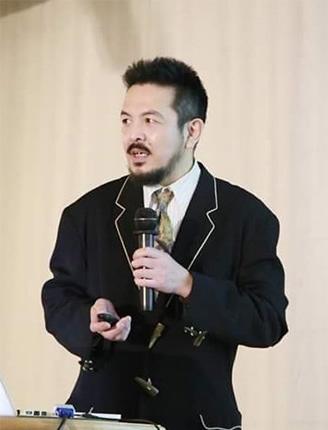 日本美容理容発毛協会 特別顧問 医学博士 百合口 稔